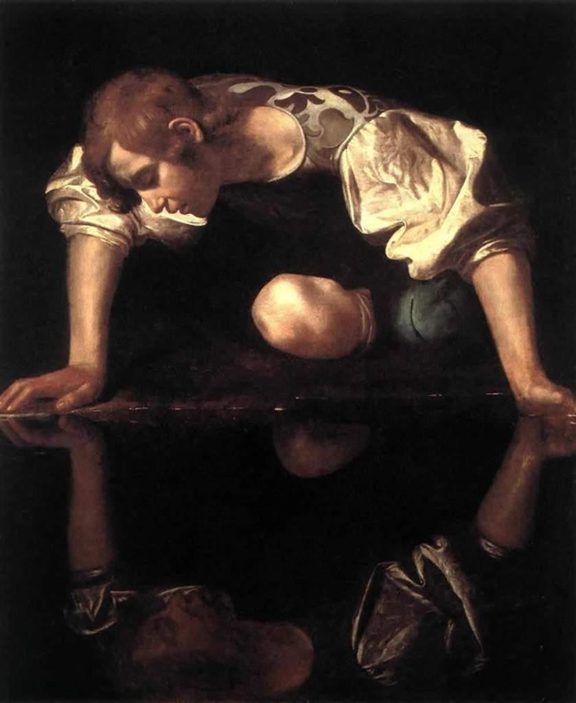Narcissus (Caravaggio)